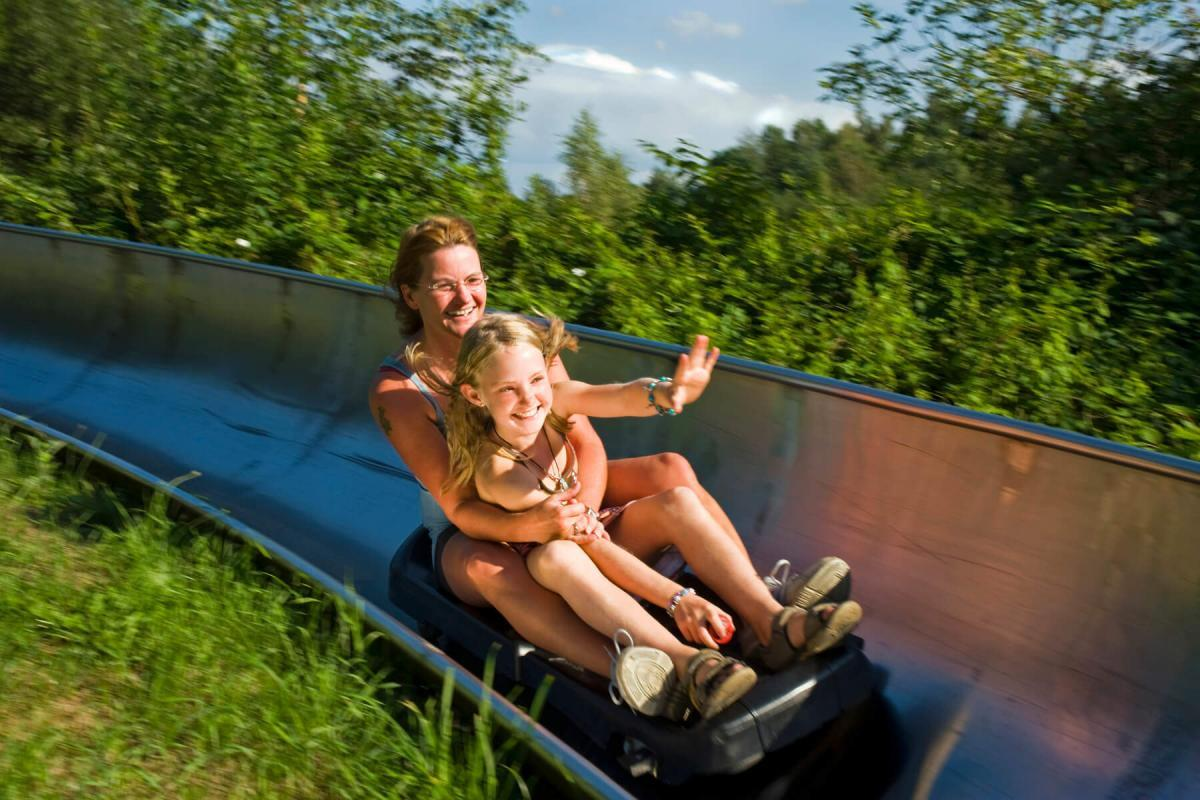 Premium Camping in Deutschland: Knaus Campingpark Wingst in Niedersachsen - Premiumcamping.de