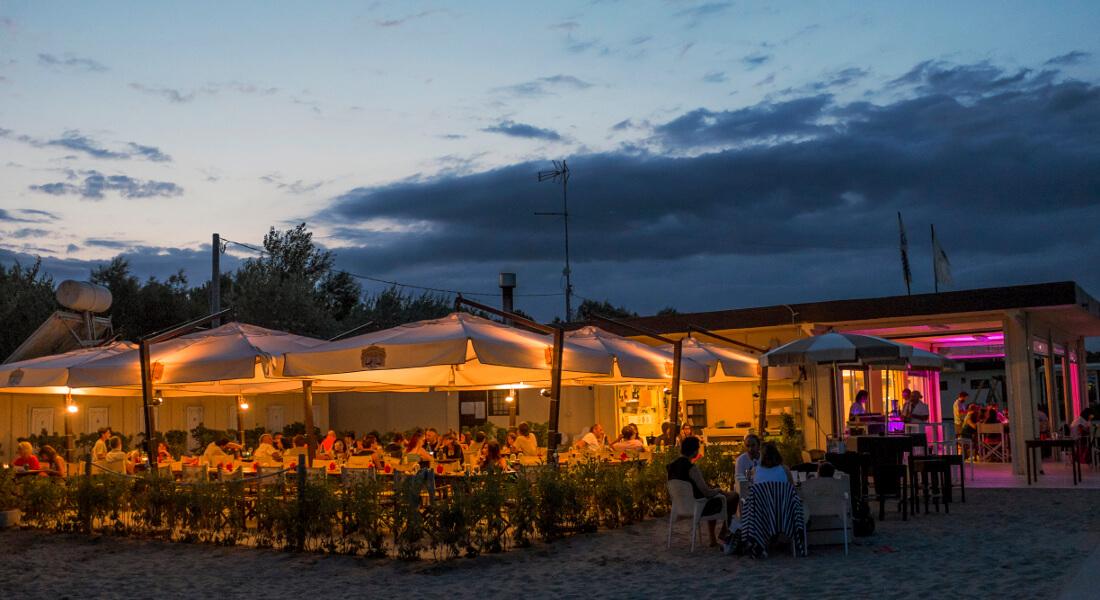 Premium Camping in Italien: Adriano Camping Village an der Adria