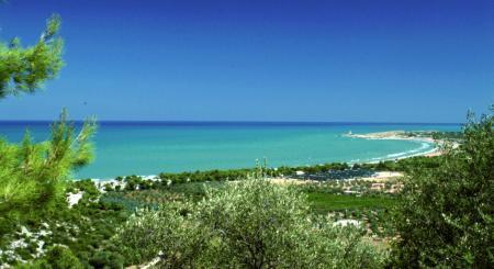 Premium Camping in Italien: Camping Capo Vieste in Apulien