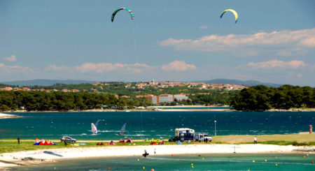 Premium Camping in Kroatien: Camping Arena Stupice in Istrien