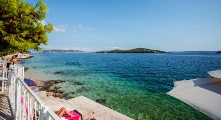 Premium Camping in Kroatien: Camping Belvedere in Dalmatien
