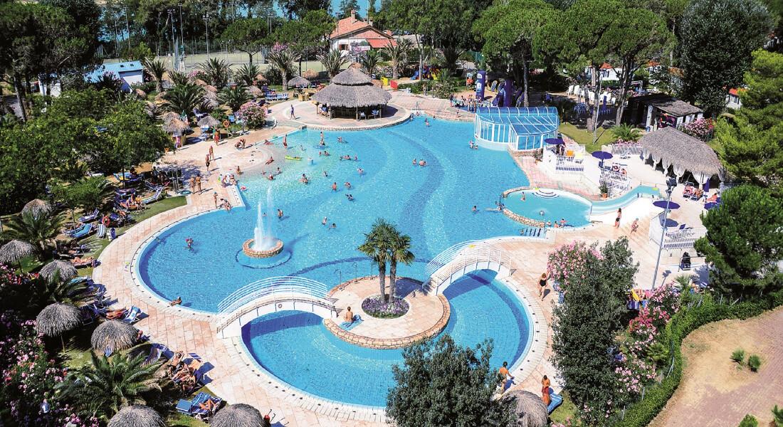 Premium Camping in Italien: Camping Pino Mare an der Adria