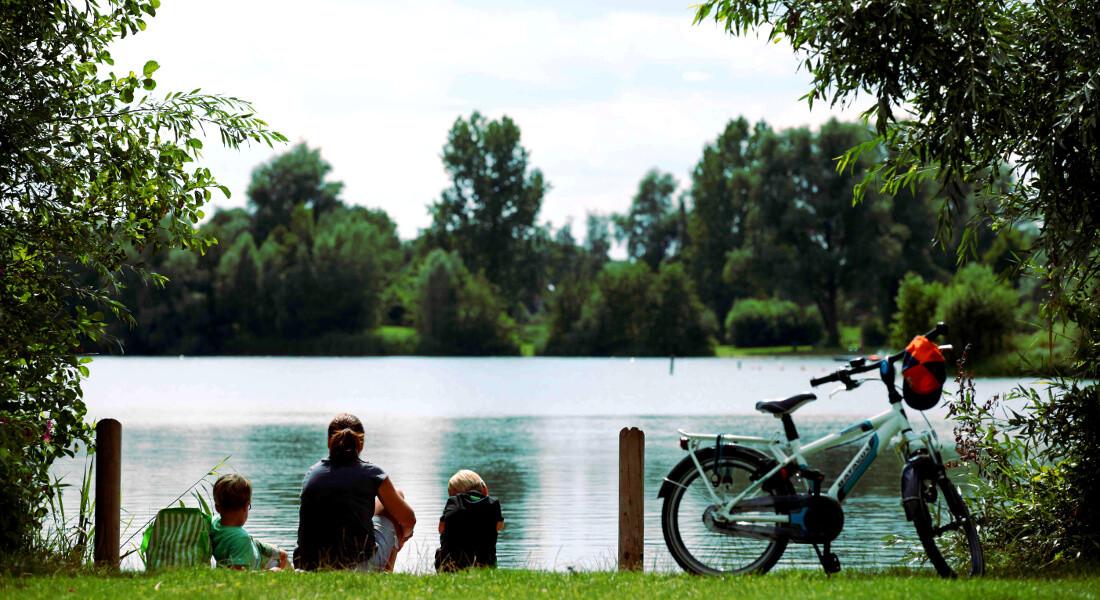 Premium Camping in Holland: Camping De Twee Bruggen in Winterswijk