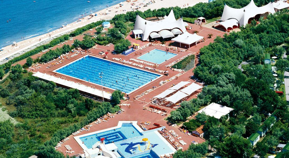 Premium Camping in Italien: Camping Isamar an der adriatischen Küste