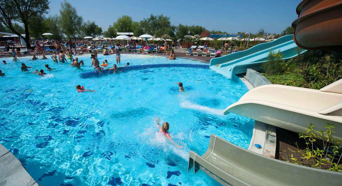 Premium Camping in Italien: Camping Spina an der Adria