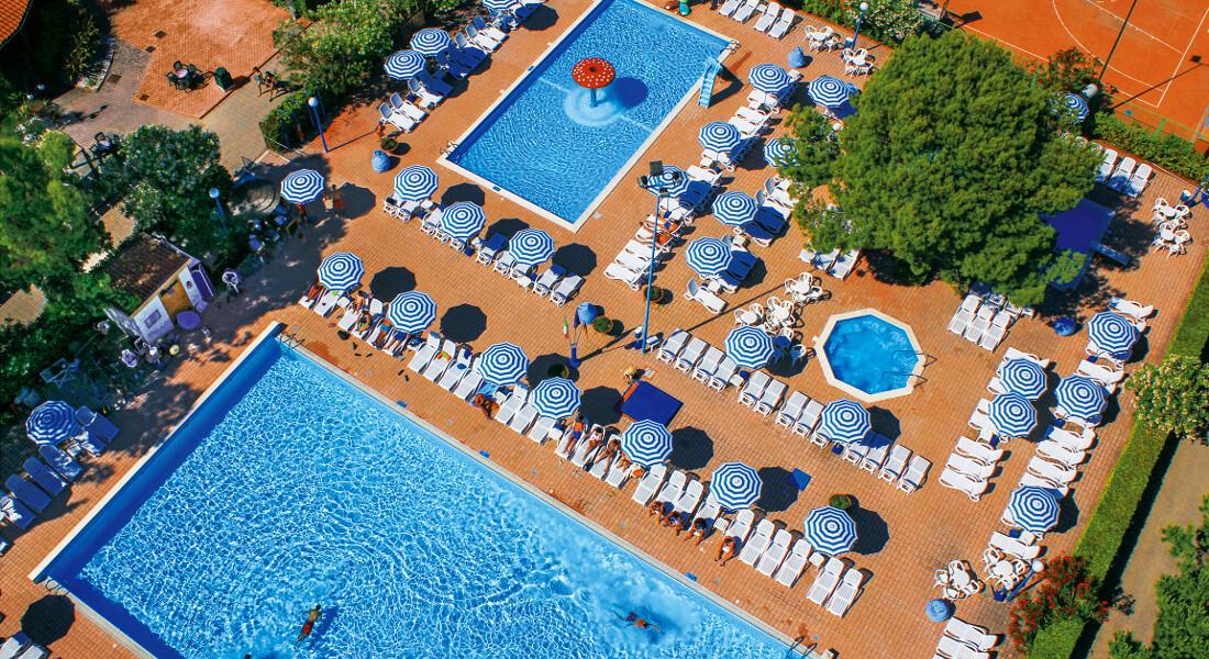 Premium Camping an der adriatischen Küste: Camping Salinello in Italien