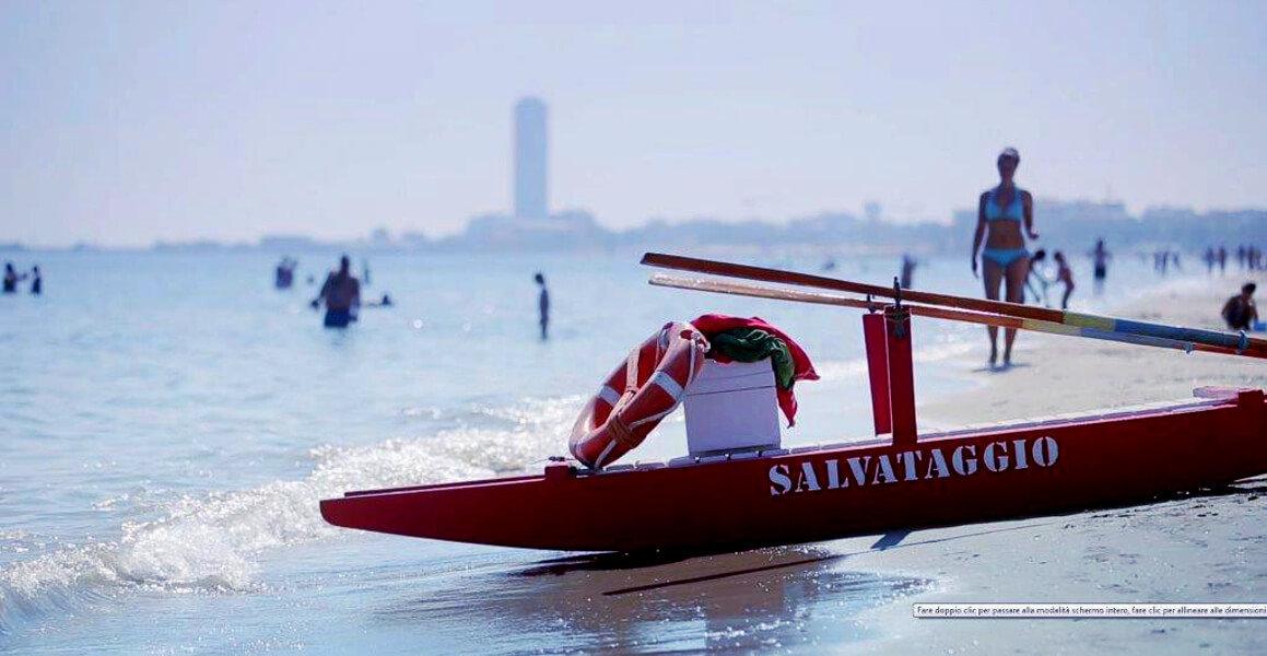 Premium Camping an der adriatischen Küste: Cesenatico Camping Village