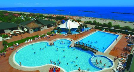 Premium Camping an der Adriatischen Küste: Camping Spiaggia e Mare
