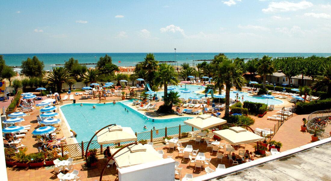 Premium Camping an der adriatischen Küste: Camping Riva Nuova