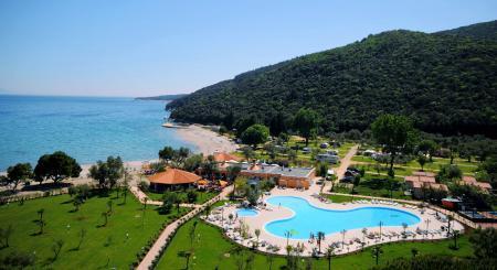 Premium Camping in Kroatien: Camping Oliva in Istrien