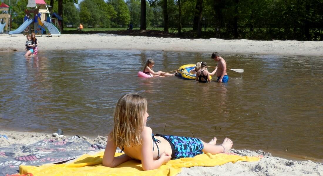 Premium Camping in den Niederlanden: Vakantiepark Diana Heide