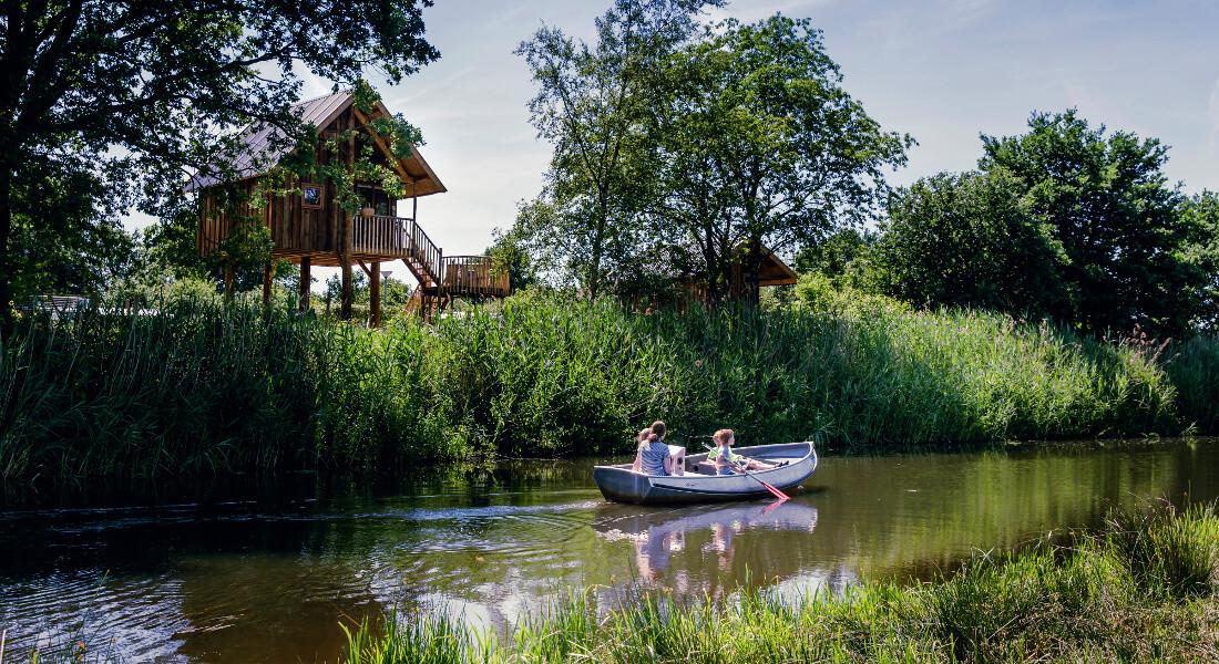 Premium Camping in den Niederlanden: Camping Mölke in Overijssel