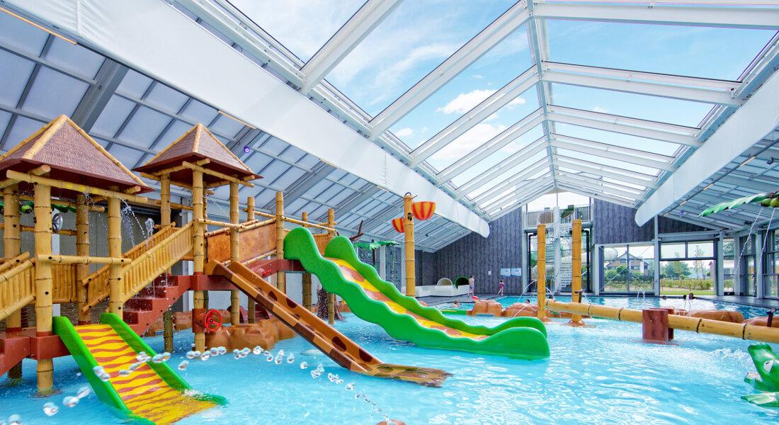 Premium Camping in Holland: Vakantiepark Eiland van Maurik