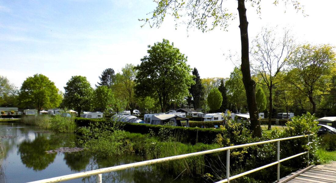 Premium Camping in den Niederlanden: Camping Klein Canada in Limburg
