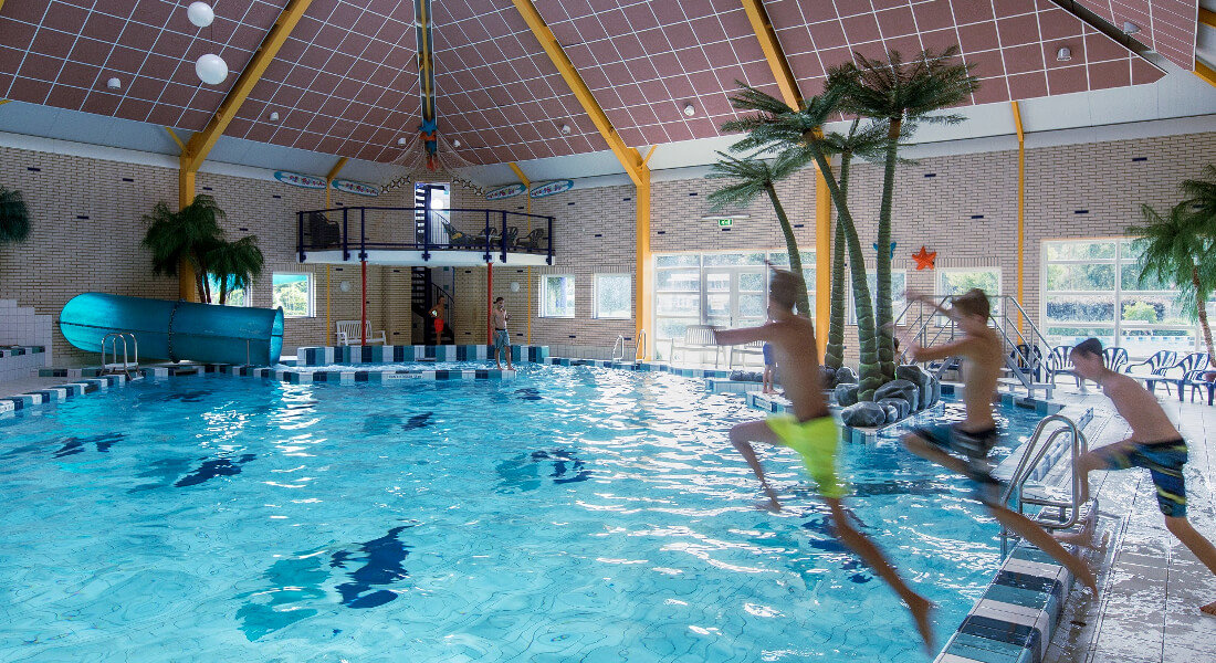 Premium Camping in Holland: Camping De Heldense Bossen in Limburg