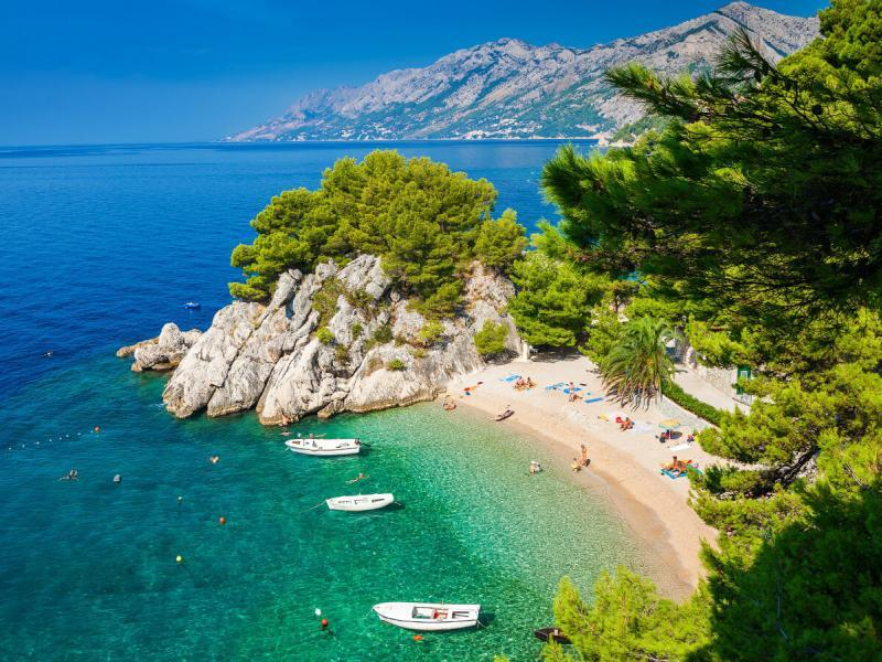 Entdecke mit deinem idealen Campingplatz Kroatien - Premiumcamping.de
