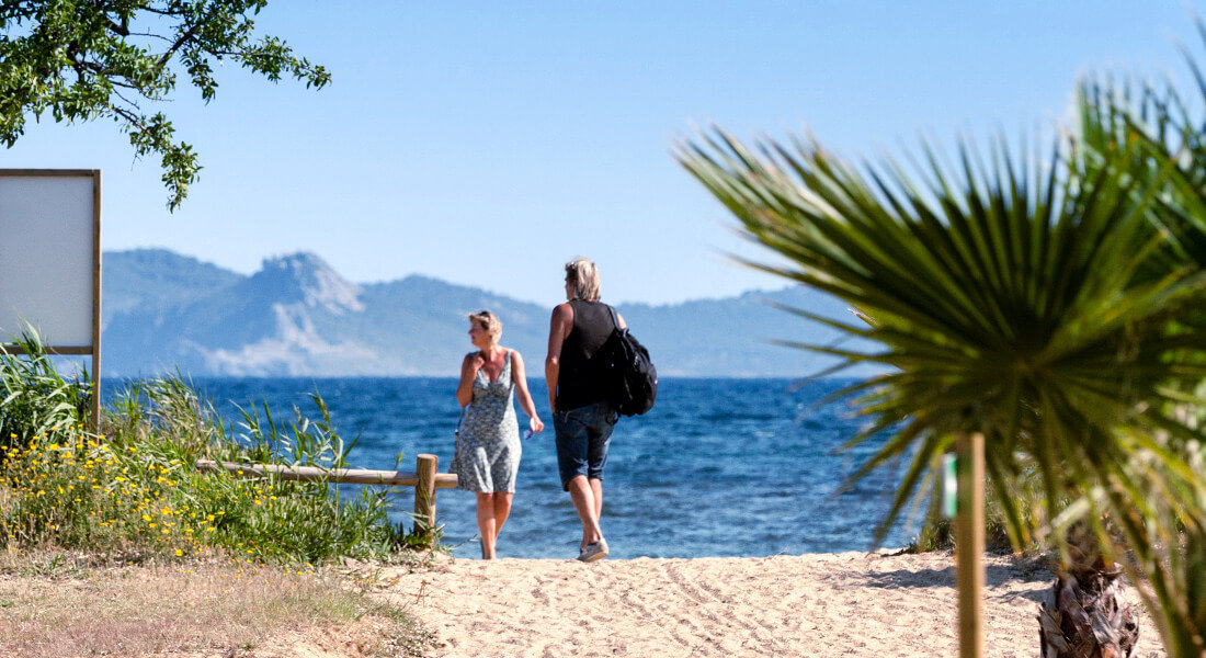 Premium Camping an der Côte d'Azur: Camping Le Pansard