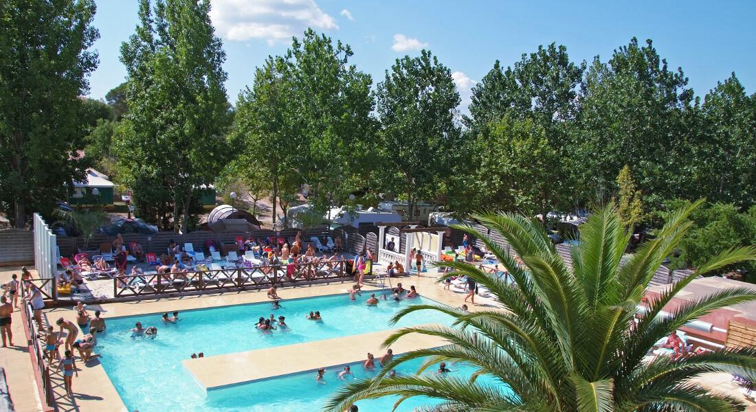Premium Camping an der Côte d'Azur: Camping Le Frejus