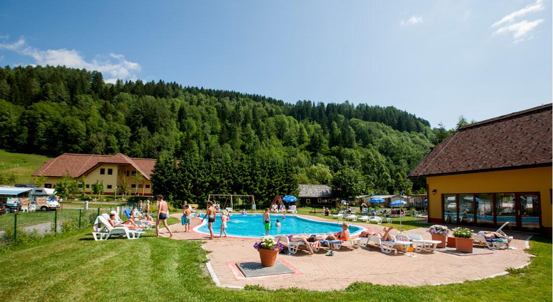 Camping Bella Austria in Österreich - Premiumcamping.de