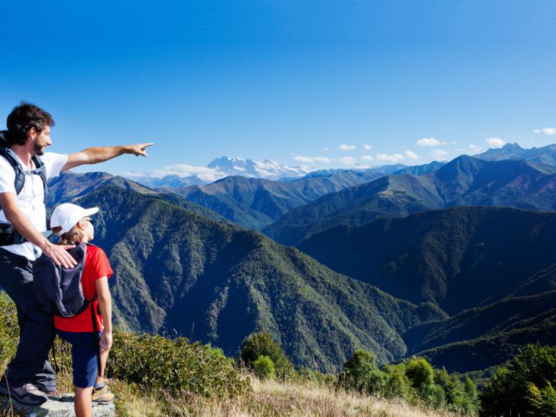 10 Geheimtipps für den familienfreundlichen Wanderurlaub - Premiumcamping.de